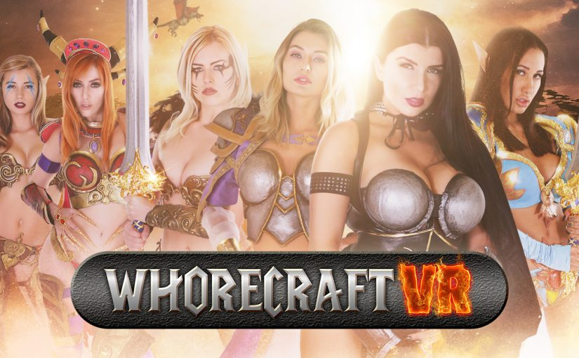 Whorecraft VR Adds Extensive Library of Bonus Content, Releases New 3D VR Scene