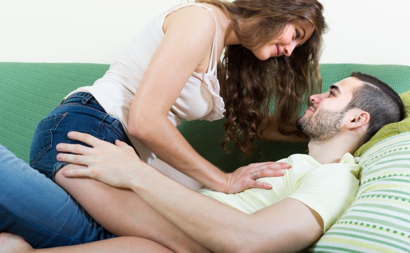 What to Do When She's on Top During Sex?