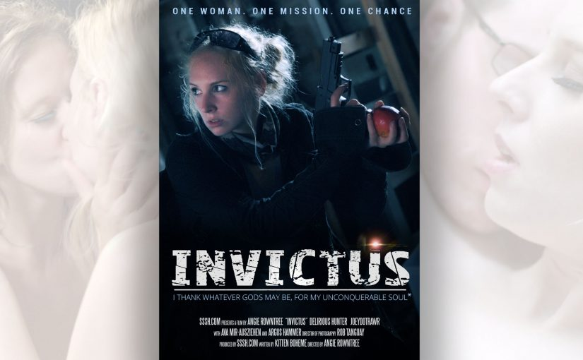 "Sssh.com Presents ""Invictus"" an Erotic Voyage into a Dystopian Future"