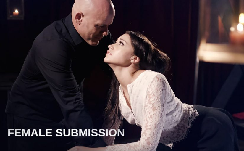 Avi Love Depends on 'The Kindness of Strangers' in New Pure Taboo Female Submission Episode