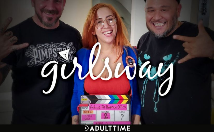 April O'Neil Announced as Newest Director at Girlsway
