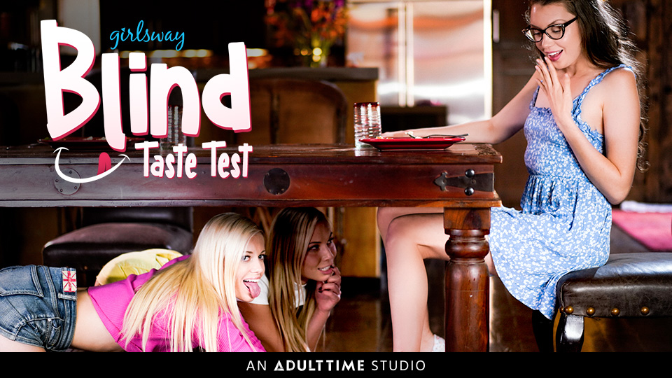 girlsway BlindTasteTest