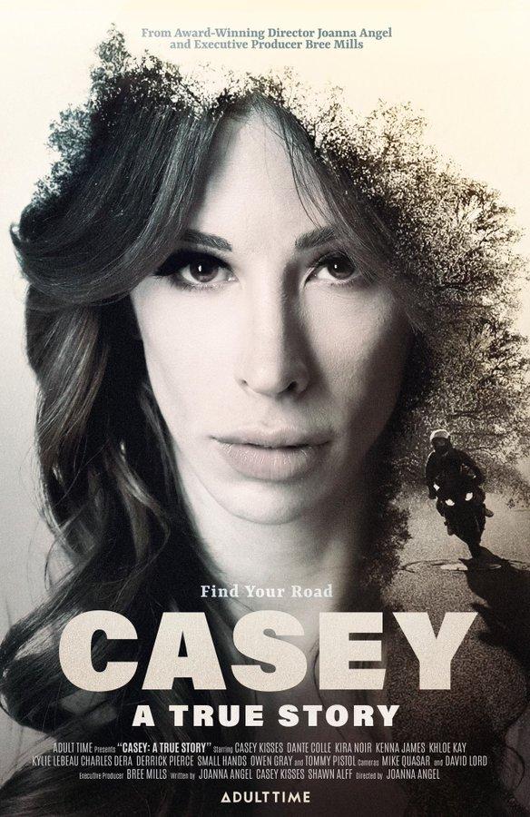 casey kisses